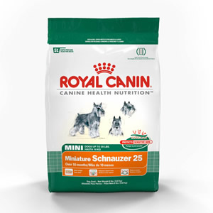 Royal Canin Miniature Shnauzer Dog Food